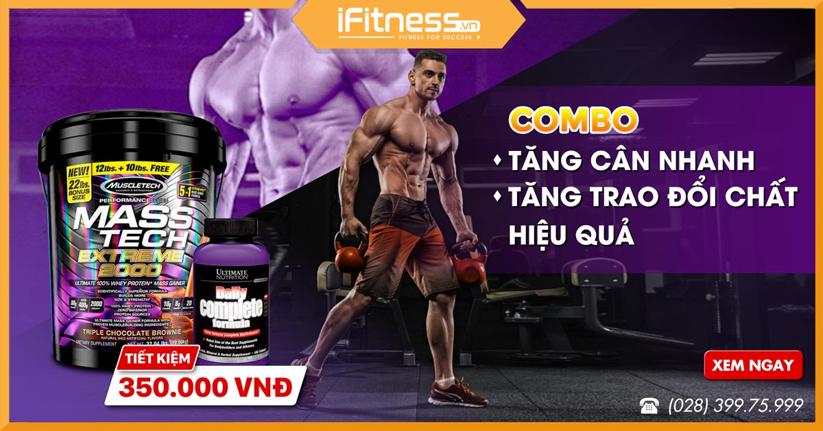 iFitness combo ms111