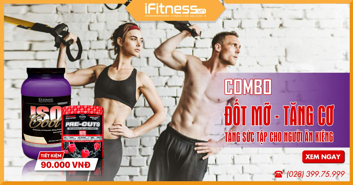 iFitness combo ms116