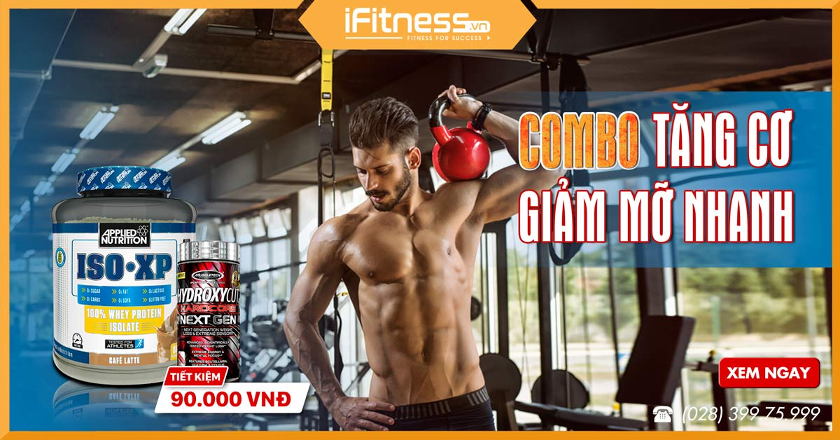 iFitness combo ms121