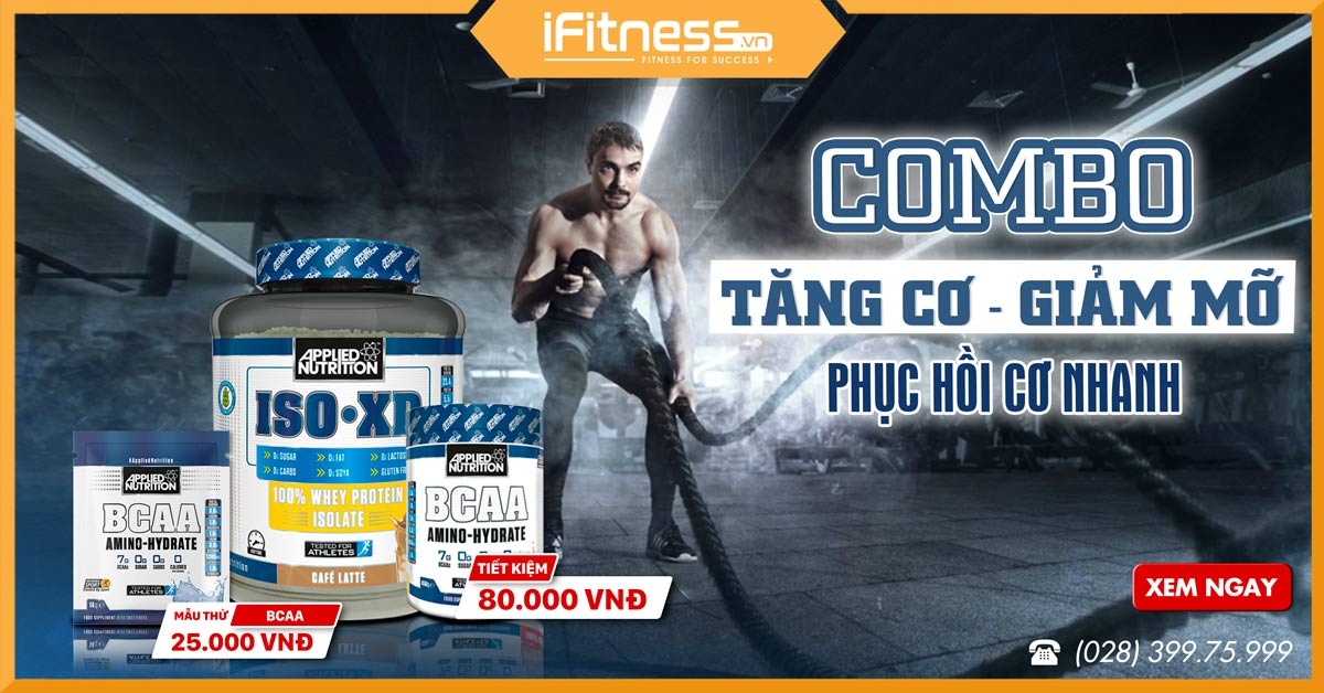 iFitness combo ms124