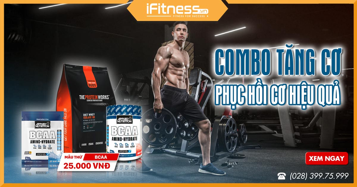 iFitness combo ms125