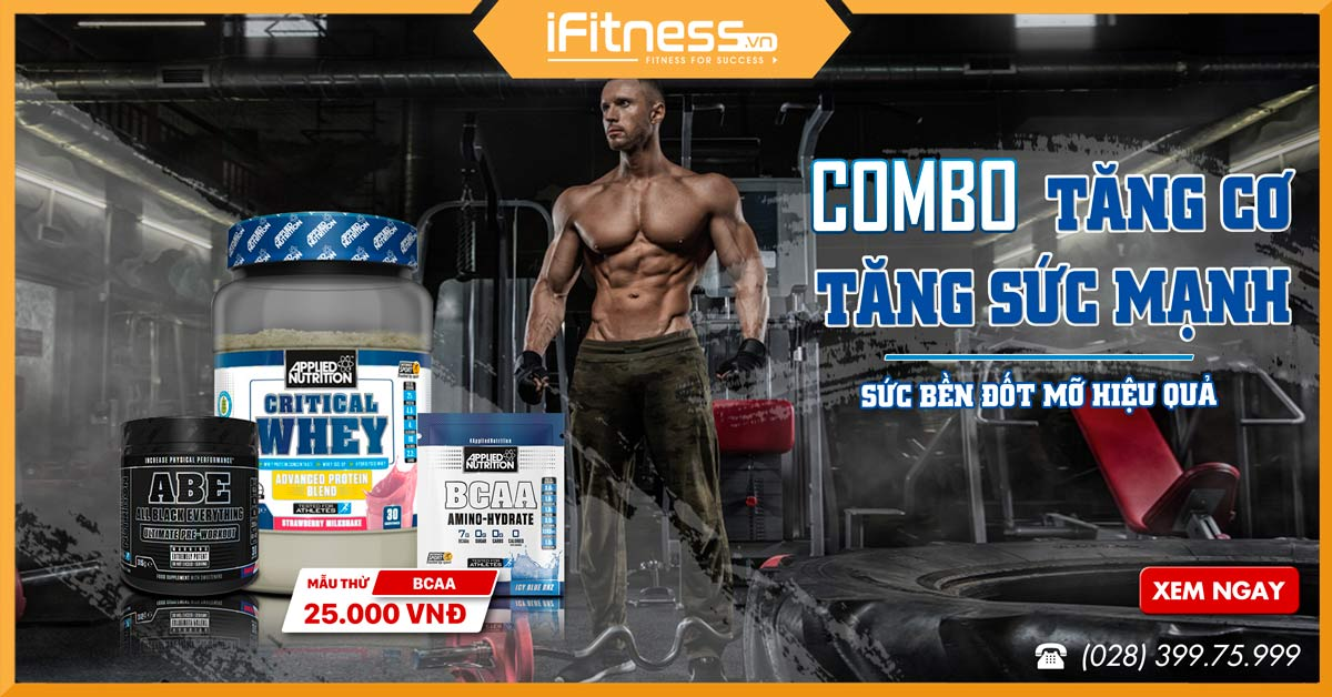 iFitness combo ms129