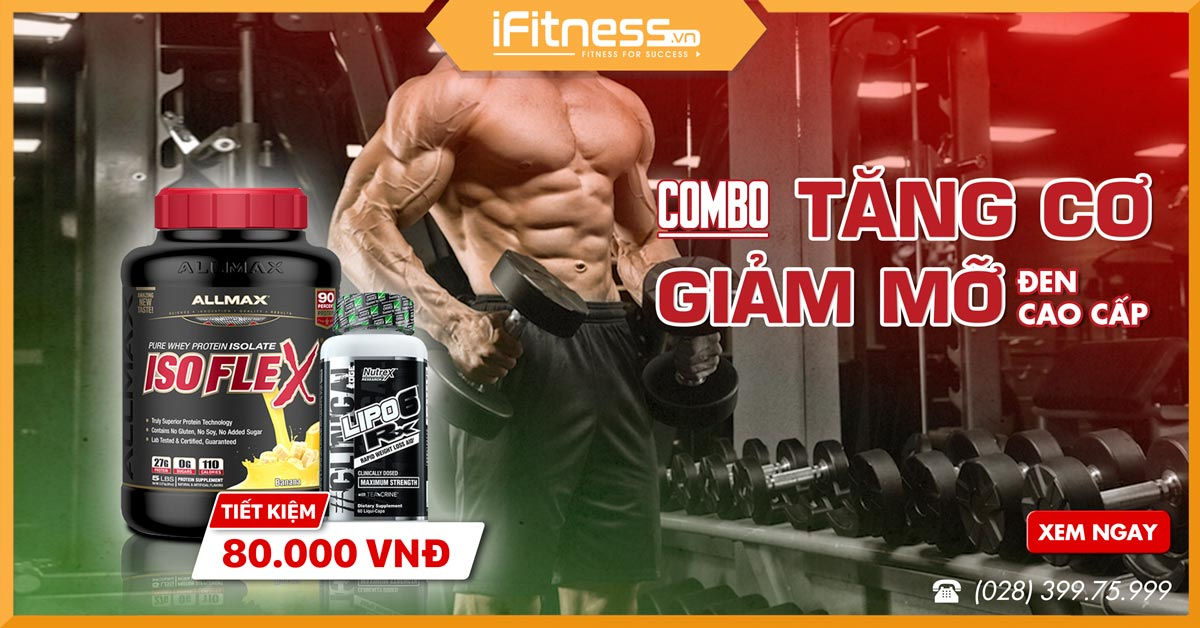 iFitness combo ms139