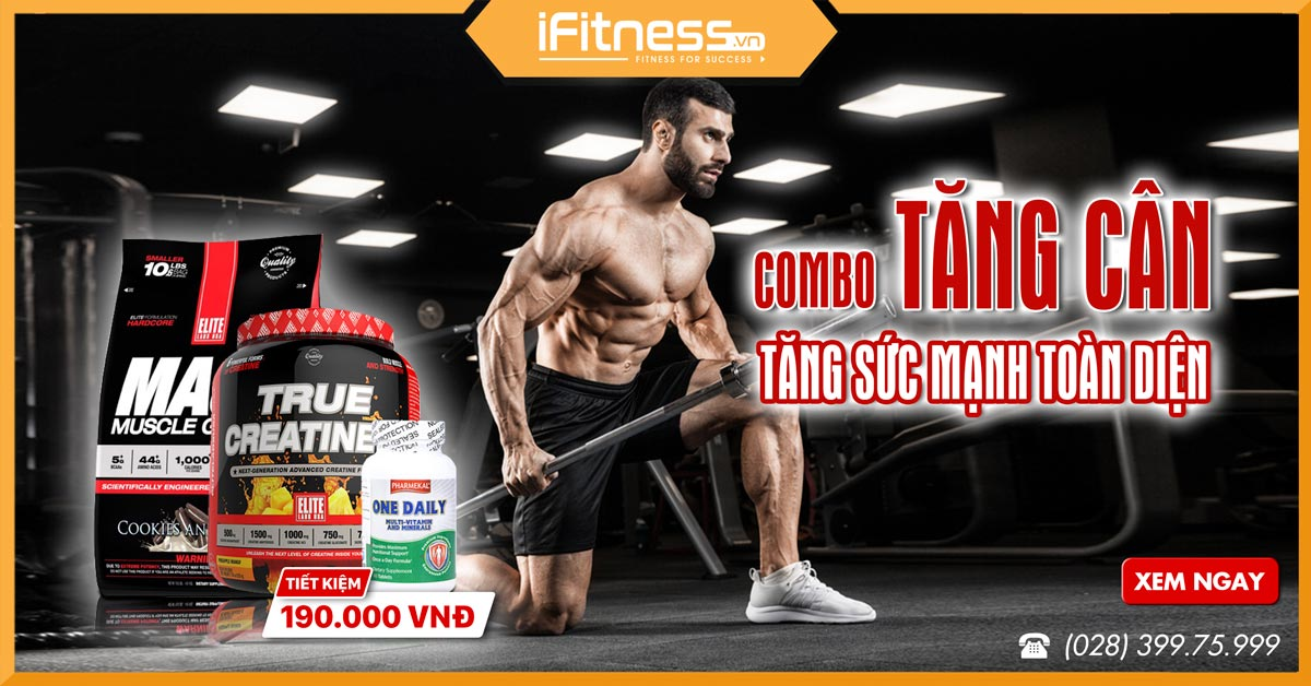 iFitness combo ms148