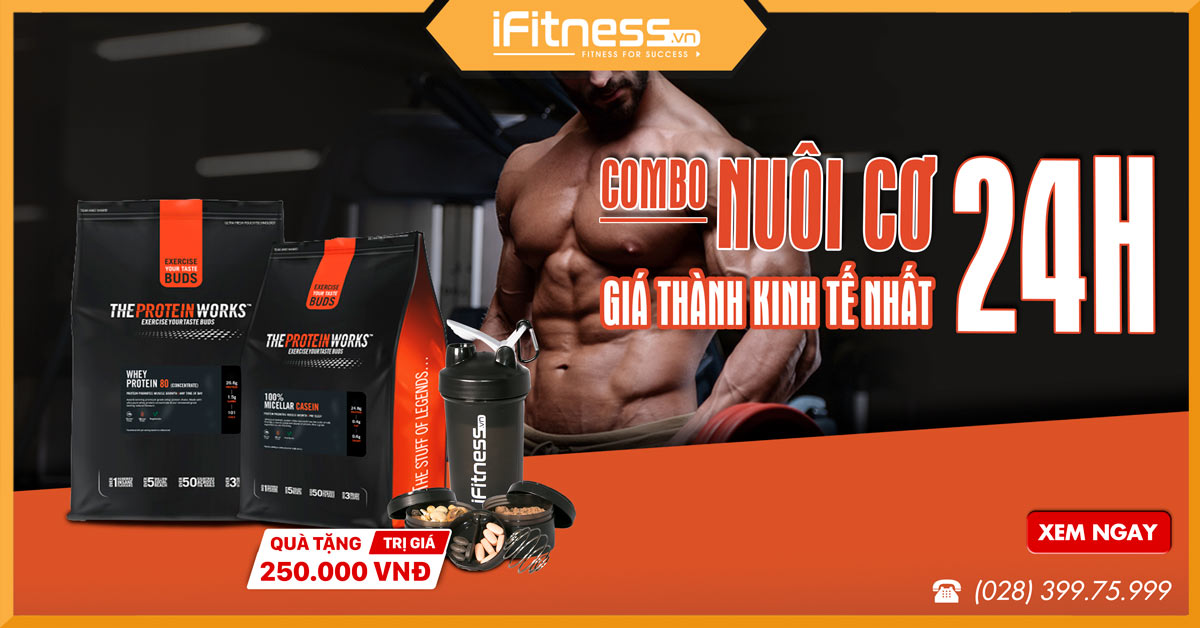 iFitness combo ms71