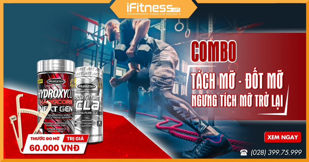 iFitness combo ms74