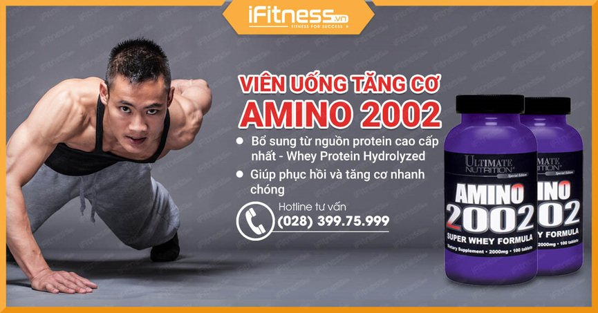amino 2002 ultimate nutrition