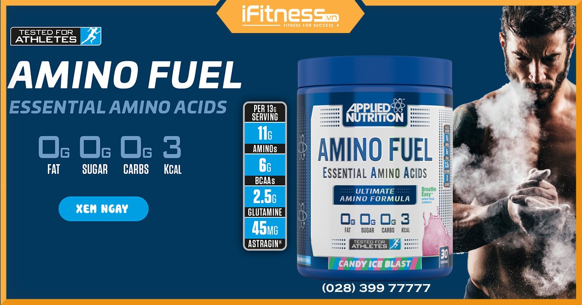 Applied Nutritionp Amino Fuel EAA 390g