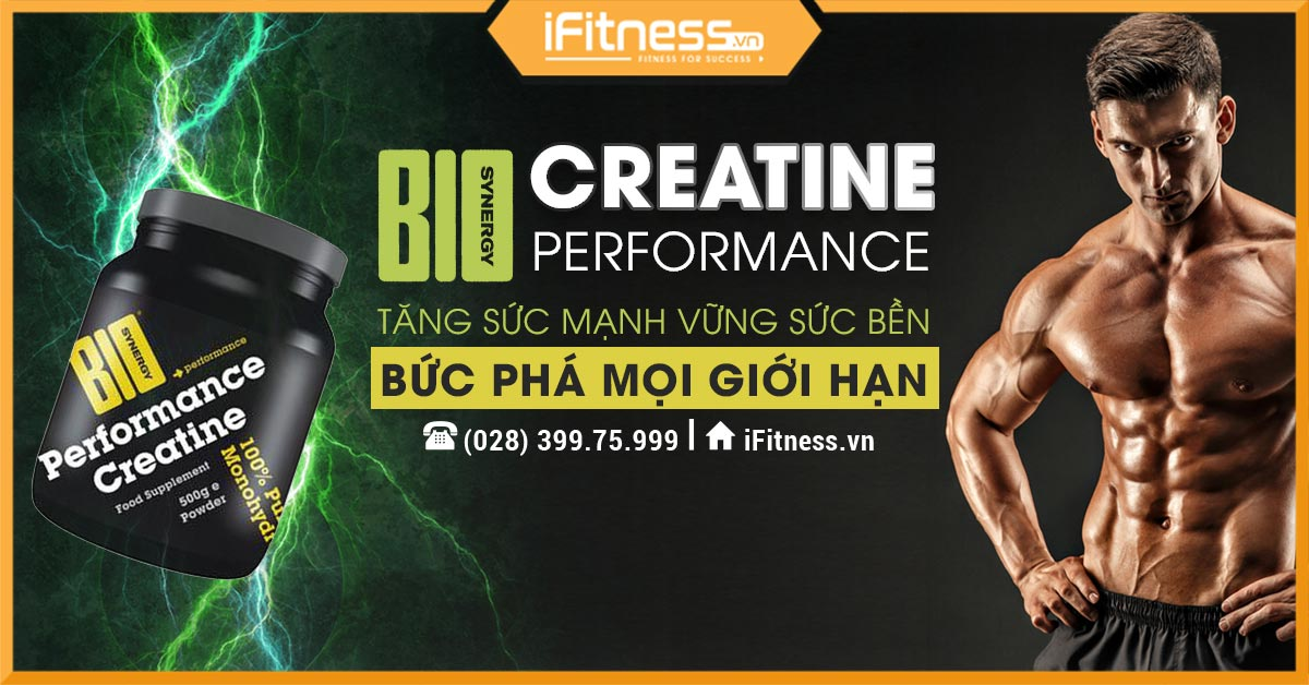 Bio-Synergy Performance Creatine banner