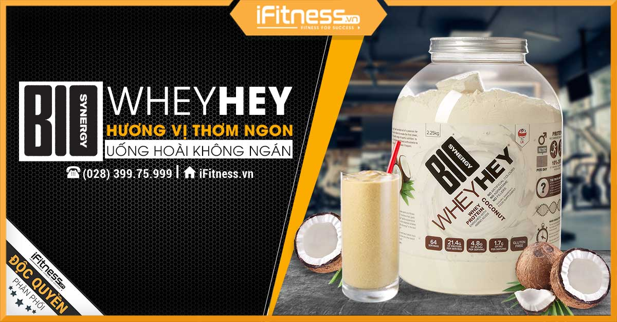 Bio-Synergy Whey Hey