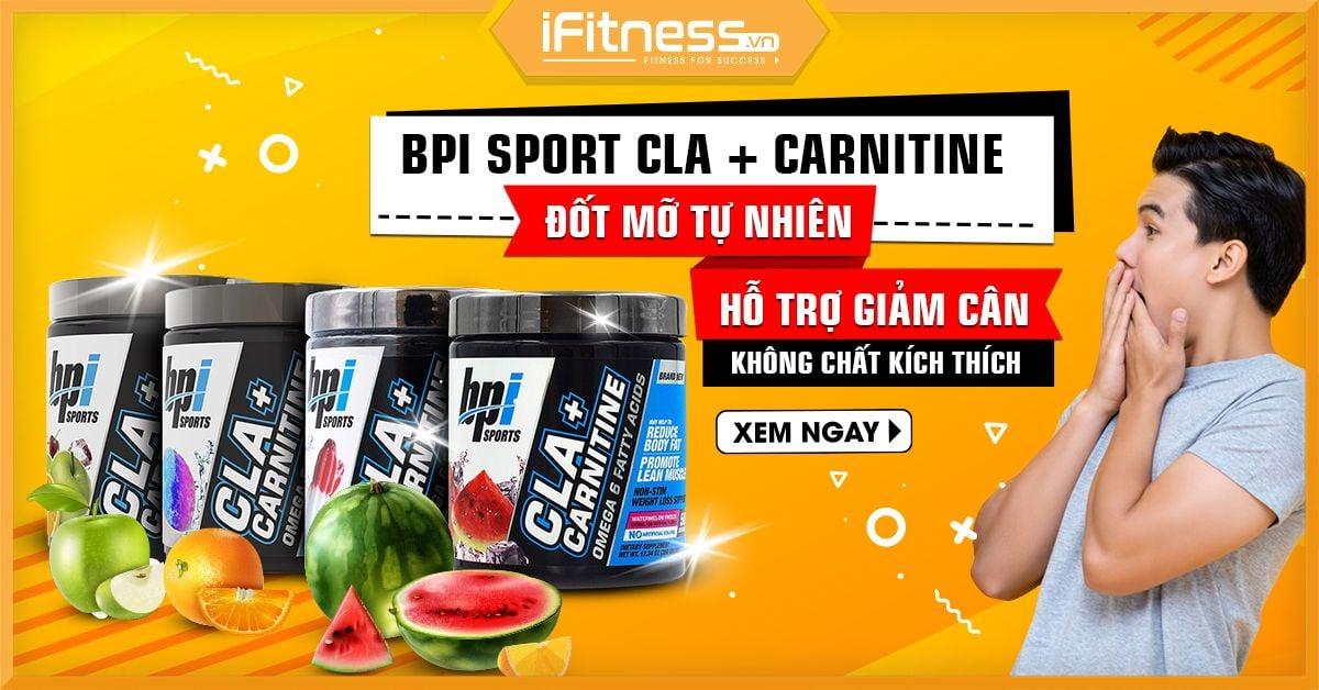 bpi sports cla carnitine