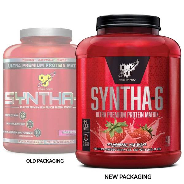BSN Syntha-6 Whey Protein Powder 2