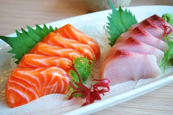 Cá hồi -  thực phẩm giảm cân tự nhiên