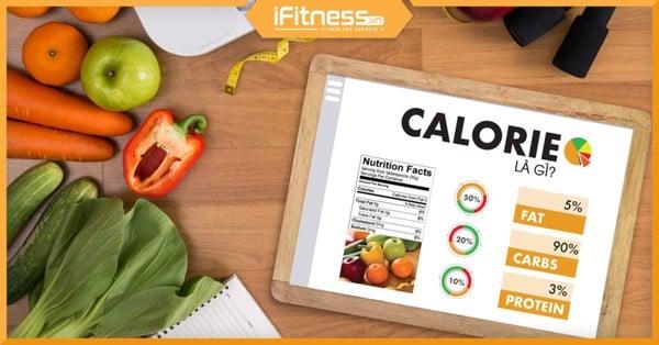 Calo là gì? Bảng tính calories dành cho người giảm cân cần biết