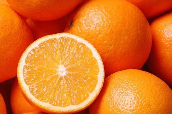 Cam -  thực phẩm giảm cân tự nhiên
