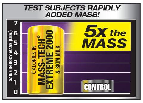 Mass-Tech Extreme 2000 3.2kg