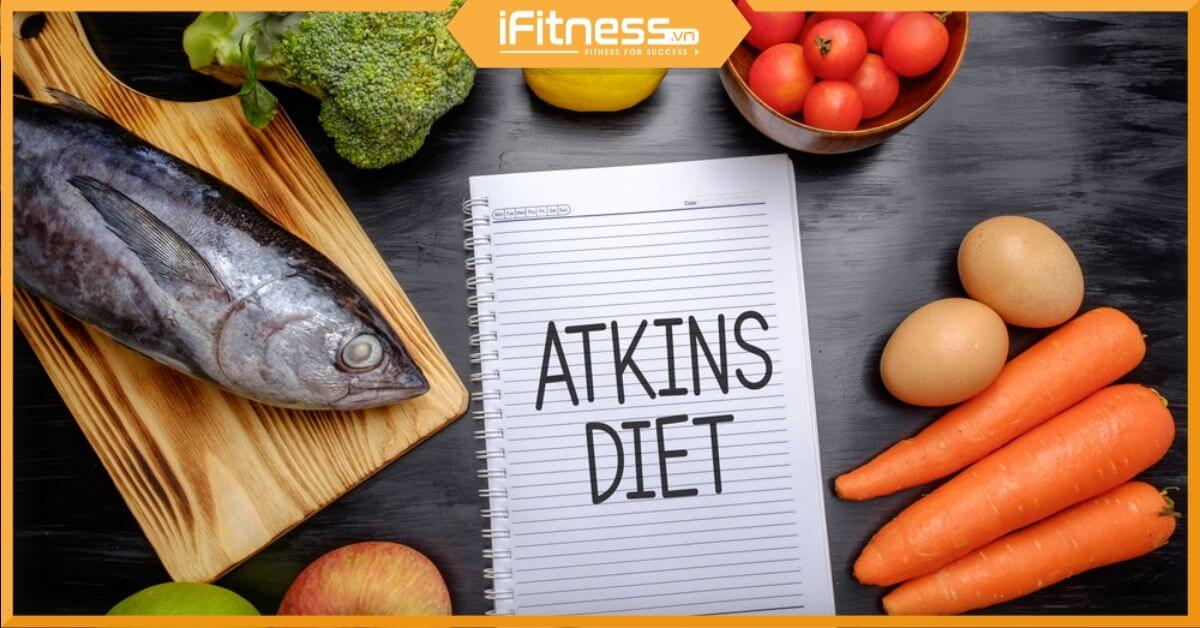 che do an kieng atkins diet la gi