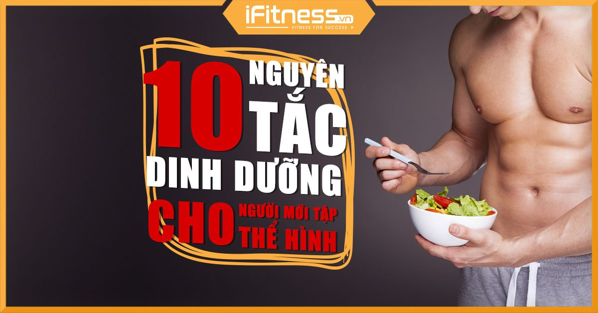 che do dinh duong cho nguoi tap the hinh