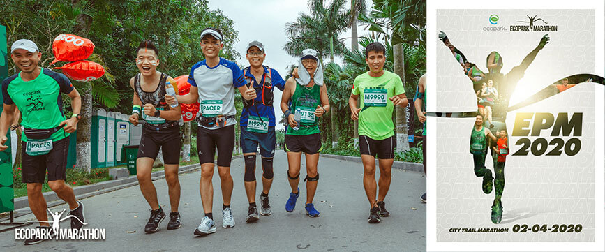 City Trail Marathon EPM 2020