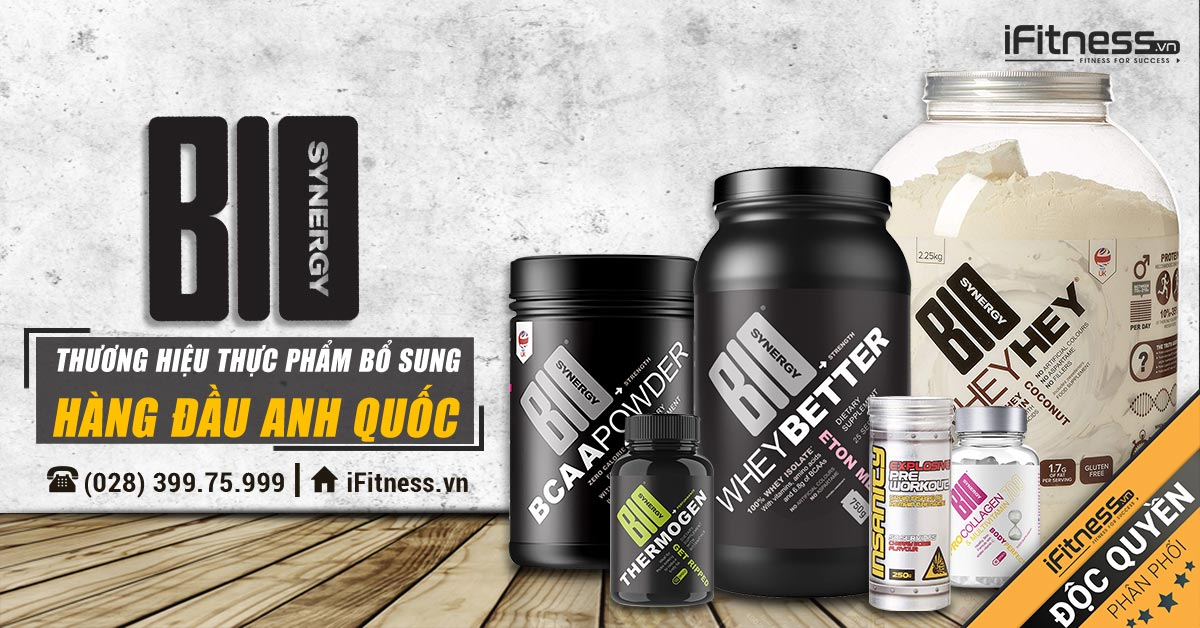 collection bio-synergy ifitness