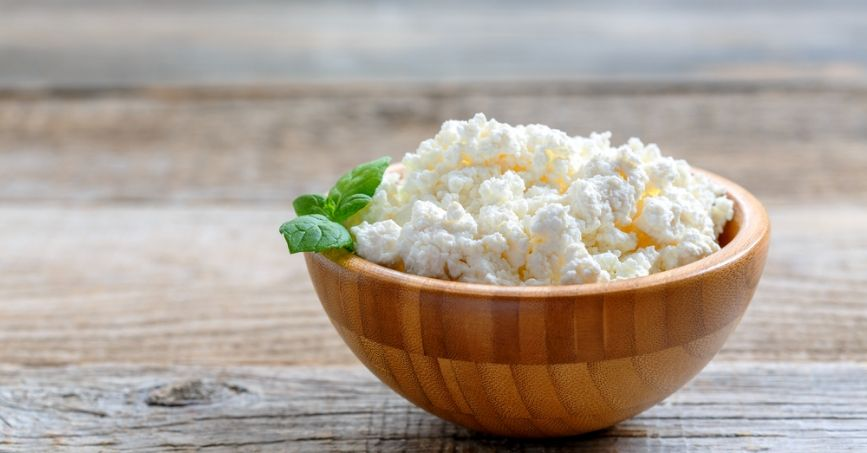 cottage cheese de gia tang protein