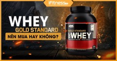 danh gia whey gold standard
