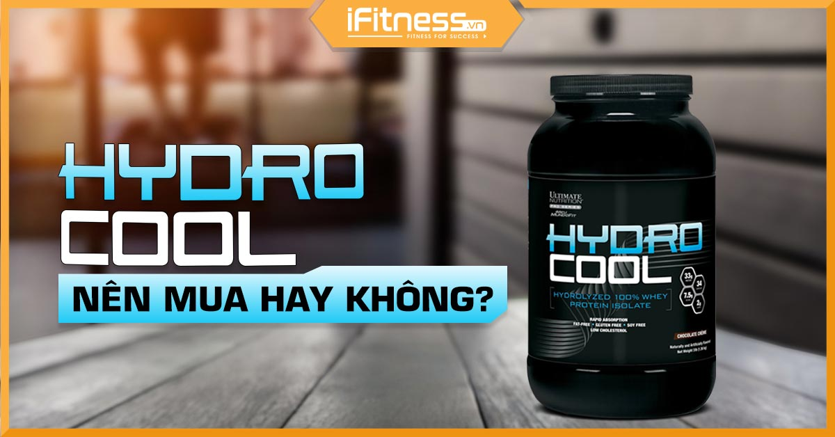 danh gia hydrocool ultimate nutrition