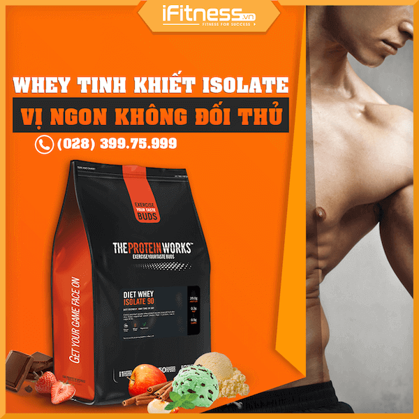 diet whey isolate 90