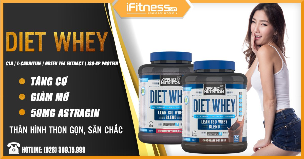 Diet Whey ISO WHEY BLEND