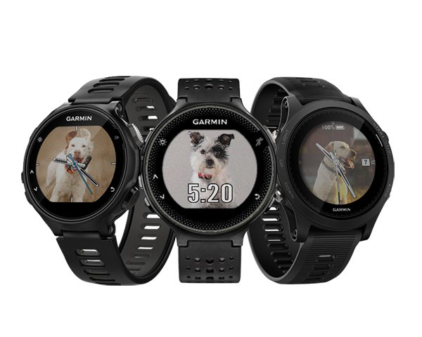 garmin faceit