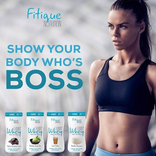 fitique nutrition skinny whey