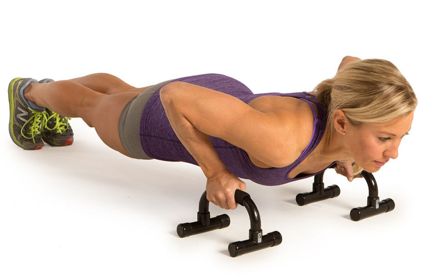 Push-Up Bars 2