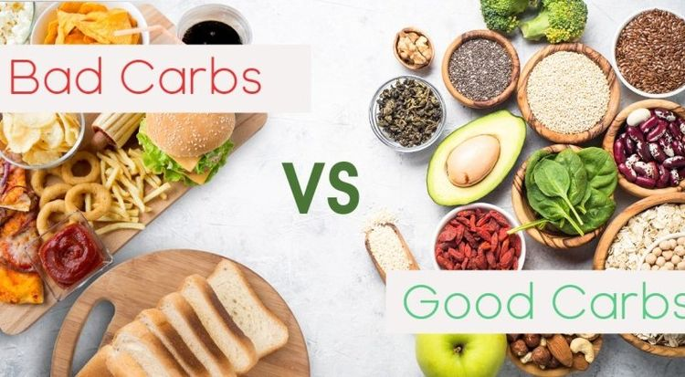 good carb vs bad carb