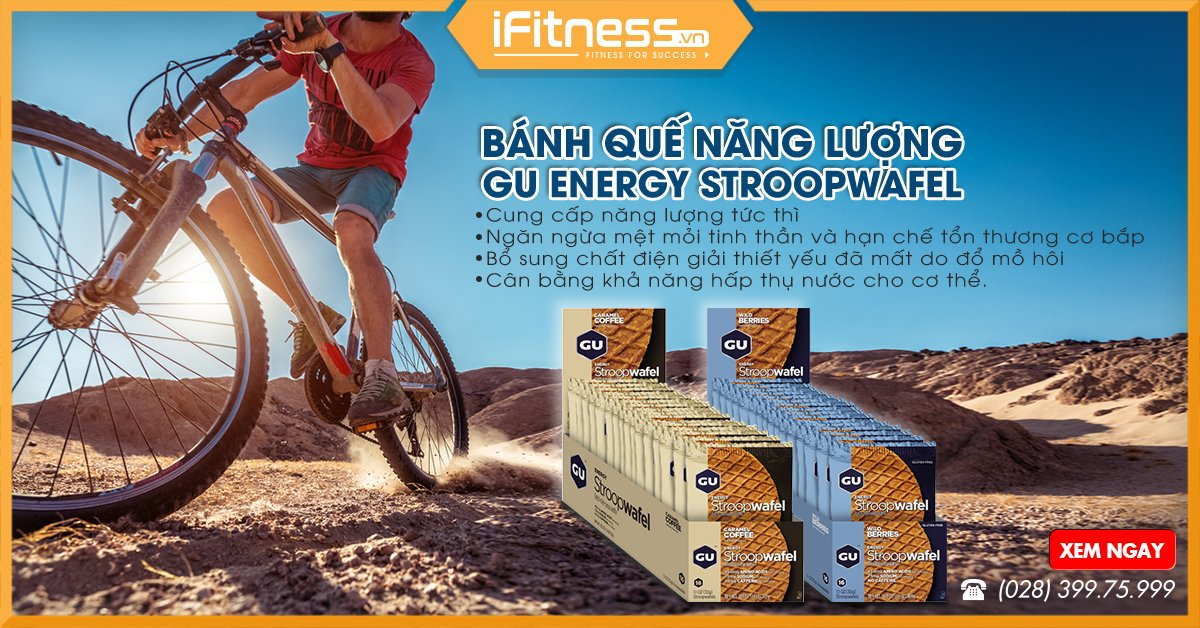 Gu Energy Stroopwafel  Box 16 pack