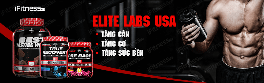 ifitness Elite Lab USA collection
