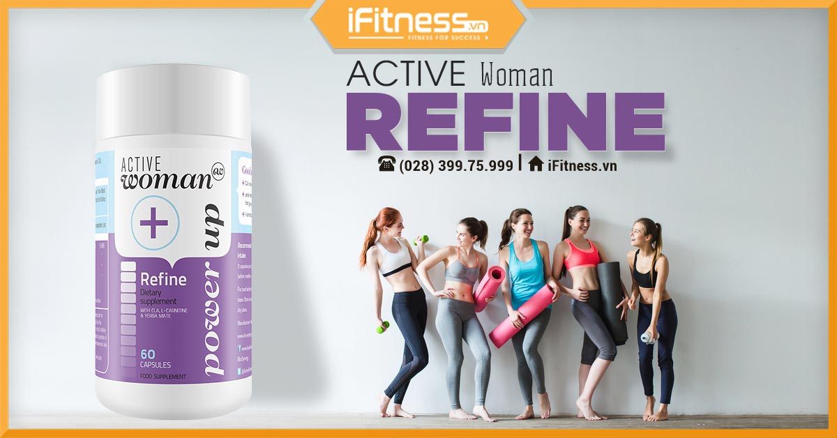 Bio-Synergy Active Women Refine