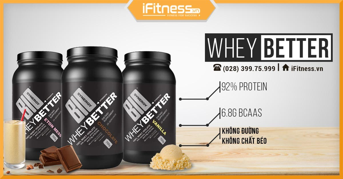 Bio-Synergy Whey Better
