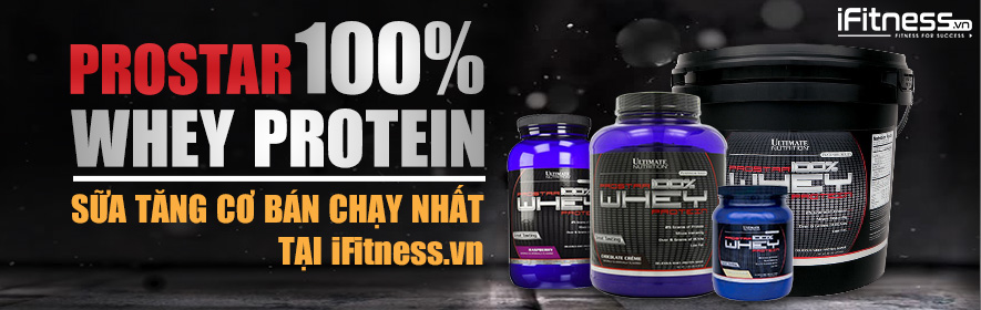 iFitness Collection Whey Protein