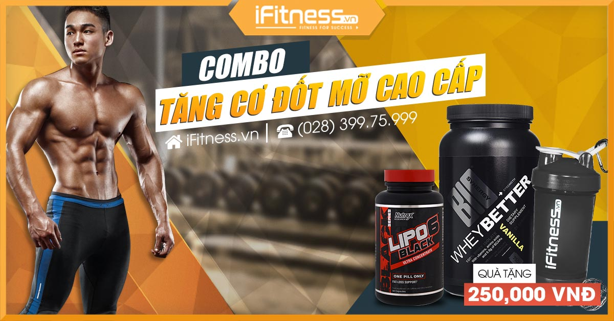 iFitness combo ms68