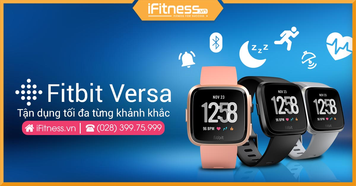 ifitness cover fitbit versa