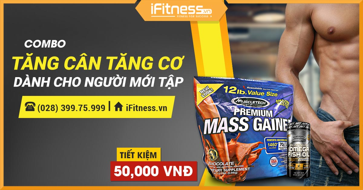 iFitness Combo MS31