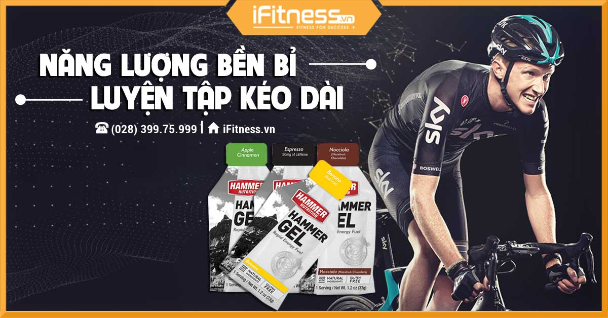 iFitness Fb Hammer Gel