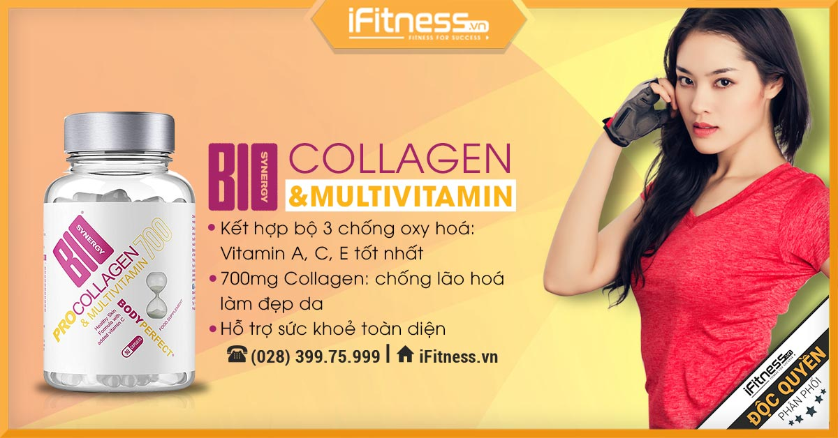 Bio-Synergy Collagen and Multivitamin