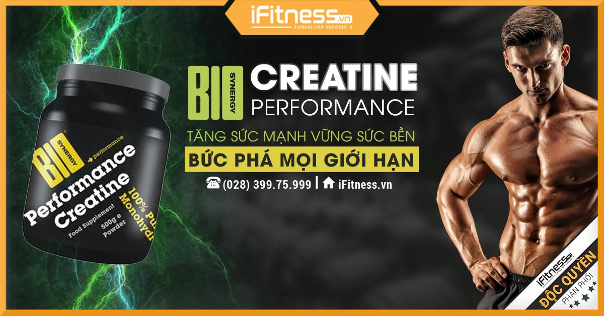 Bio-Synergy Performance Creatine banner iFitness