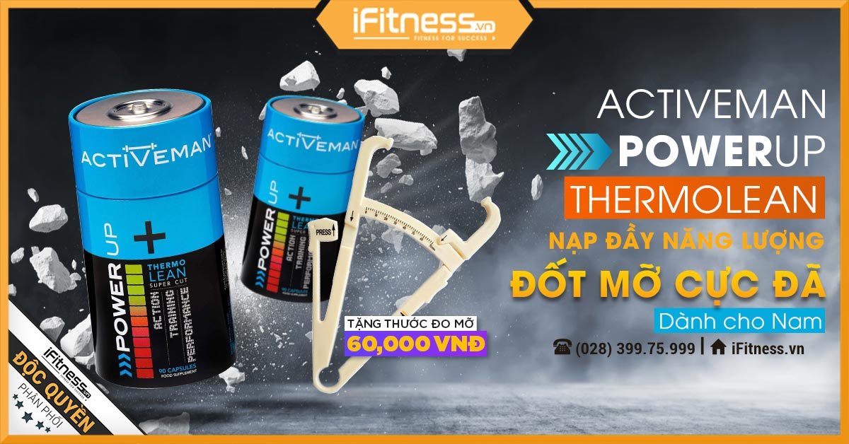 Activeman ThermoLearn banner iFitness