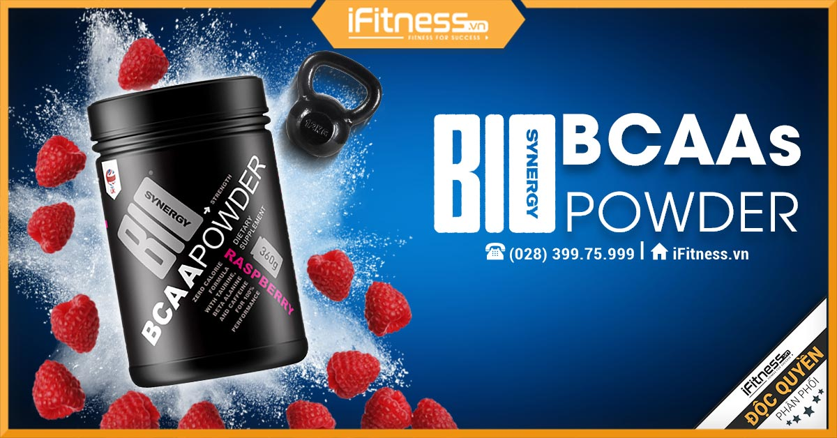 bio-synergy bcaa powder 360g
