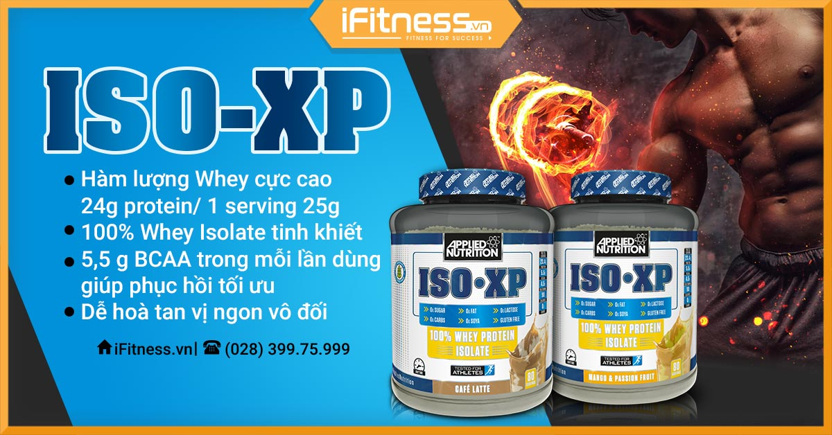 Applied Nutrition ISO-XP 2KG