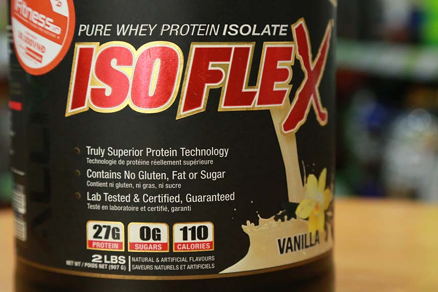 review isoflex allmax nutrition