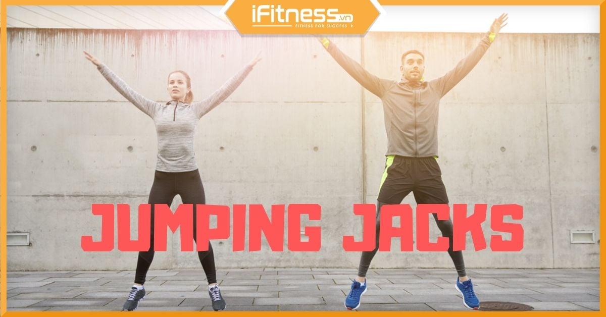 bai tap jumping jacks la gi