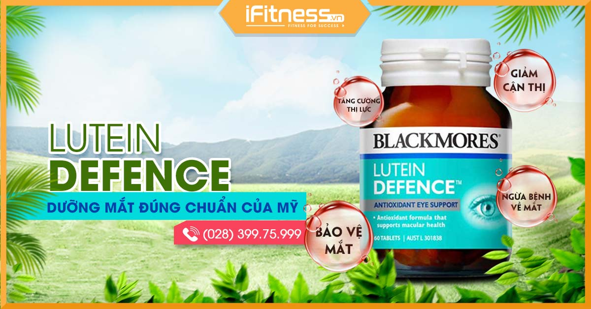Blackmores Lutein Defence